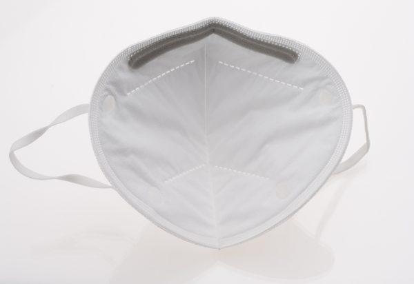 FFP2 NR Atemschutzmaske Z40086 (YiHuB) [innen]