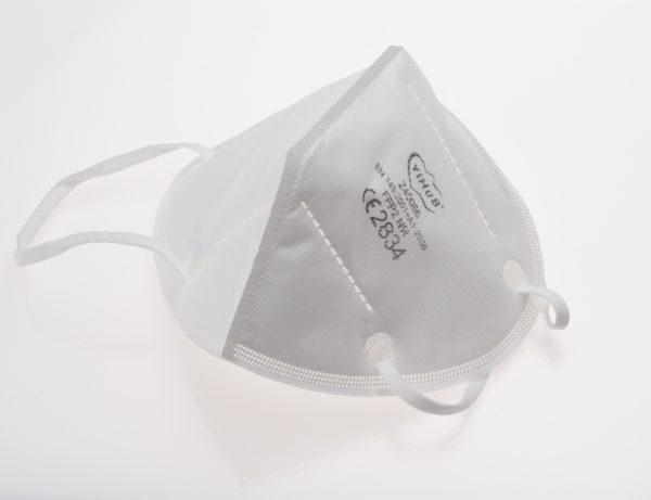 FFP2 NR Atemschutzmaske Z40086 (YiHuB) [außen]